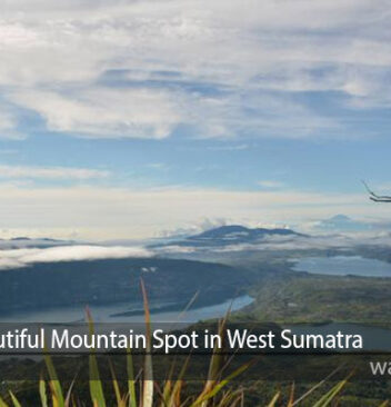 The Most Beautiful Mountain Spot in West Sumatra